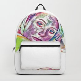 Gwyneth Paltrow (Creative Illustration Art) Backpack