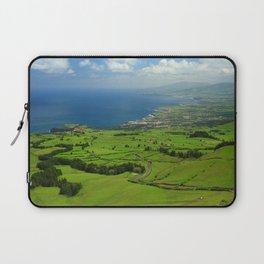 Sao Miguel, Azores Laptop Sleeve