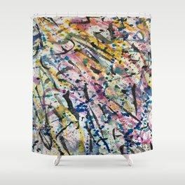 Beautiful Chaos Shower Curtain