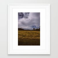 norway Framed Art Prints featuring norway by Szymon Satora