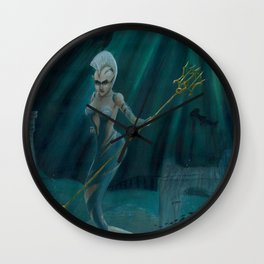 Sole Protector Wall Clock