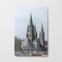 St Finbarrs Cathederal Metal Print