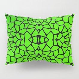Cut Glass Mosaic Look Pillow Sham