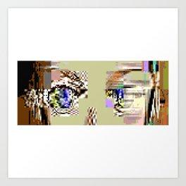 00003 Art Print