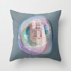 the abstract dream 20 Throw Pillow
