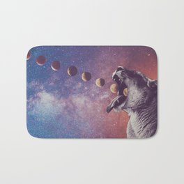 Lion and the Phase Bath Mat