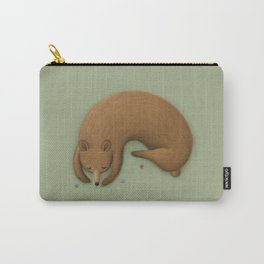 Sleepy Bear Carry-All Pouch