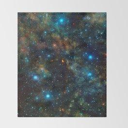 Star Formation Throw Blanket