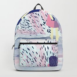 Girls guides of mosq Backpack