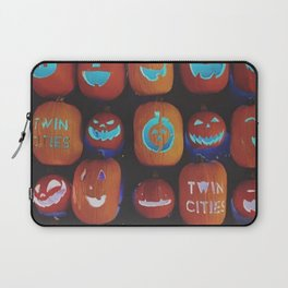 Jack O'Lanterns Laptop Sleeve