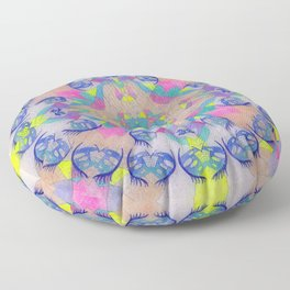 Inner Space 1 Floor Pillow