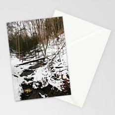 Downhill Stream  Stationery Cards