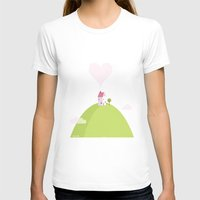 home sweet home T-shirts featuring home sweet home by patricia florez