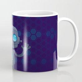 Waving Robot Coffee Mug
