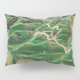 green mountain 4 Pillow Sham