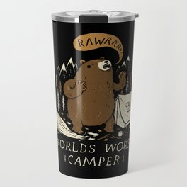 worlds worst camper Travel Mug