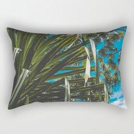 Tropical Canopy Rectangular Pillow