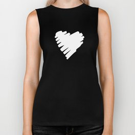 SUDDEN LOVE Biker Tank