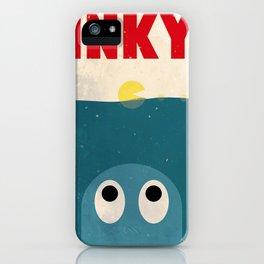 INKY iPhone Case