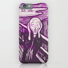 The Scream's Haze (purple) Slim Case iPhone 6s