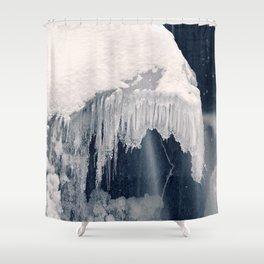 Susquehanna Ice Reaper Shower Curtain