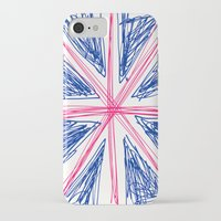 uk iPhone & iPod Cases featuring UK by R.Bongiovani