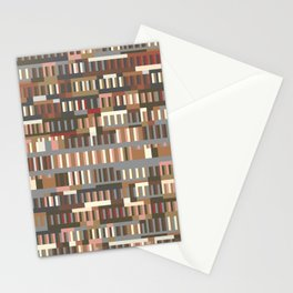 Beethoven Moonlight Sonata (Coffee Colours) Stationery Cards