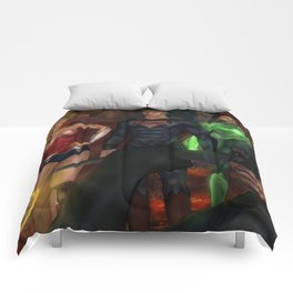 Justice league of music Comforters