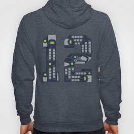 Seattle 12th Man Hoody