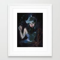 the legend of korra Framed Art Prints featuring Korra by Sophie'sCorner