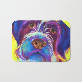 Wirehaired Griffon or Labradoodle Bath Mat