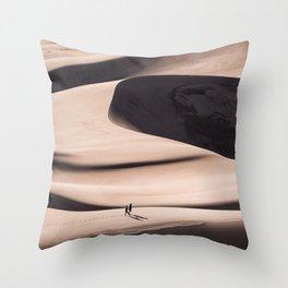 desert dune 2  Throw Pillow