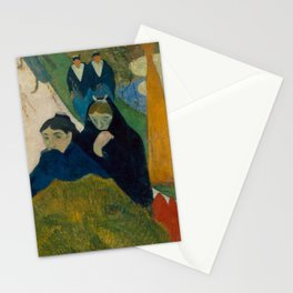 Arlésiennes (Mistral) Stationery Cards