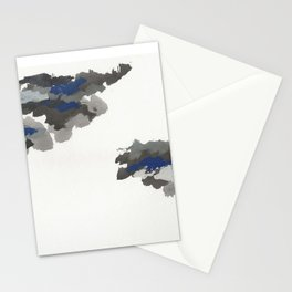 clouds_october Stationery Cards