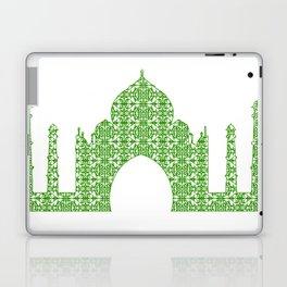 Taj Mahal Art Laptop & iPad Skin