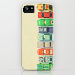Get Set Go iPhone Case