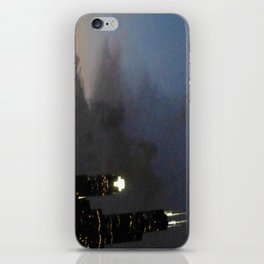 Clash of the Clouds iPhone Skin