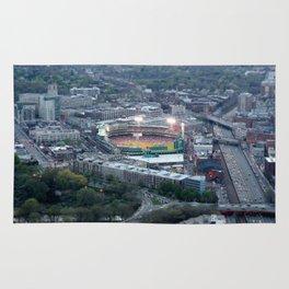 Aerial Boston Rug