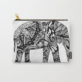 Elephant in the Room Carry-All Pouch