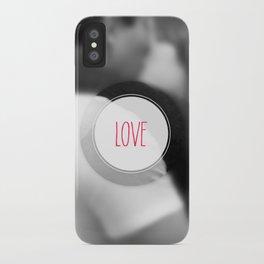Romantic iPhone Case
