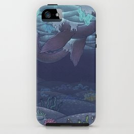 Nessy iPhone Case
