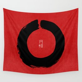 ENSO IN JAPAN Wall Tapestry