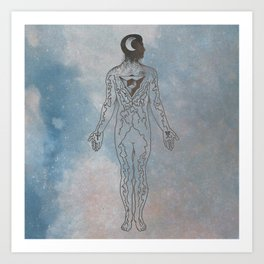 THE ESOTERIC Art Print