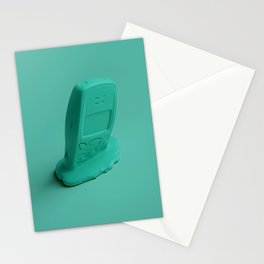 Melting memories No.3 Stationery Cards