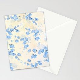 Cherry Flower 5 Stationery Cards