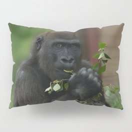 Cheeky Gorilla Lope Pillow Sham