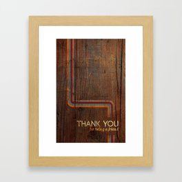 rec room Framed Art Print