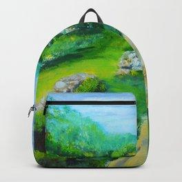 Mrs. Gambels Home Backpack