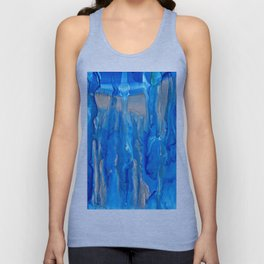 Frosted Forest Unisex Tank Top