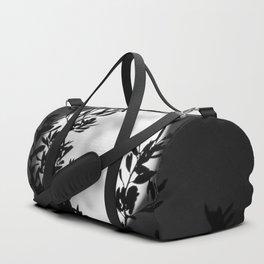 Full Moon Leaves Duffle Bag